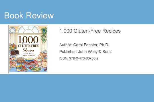 book review 1000 gluten-free recipes