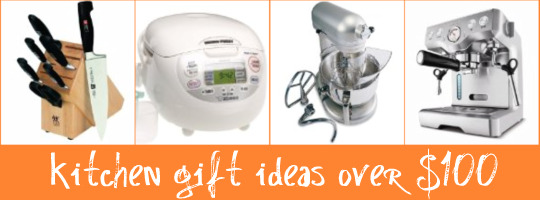 Kitchen Christmas Gift Ideas Over $100