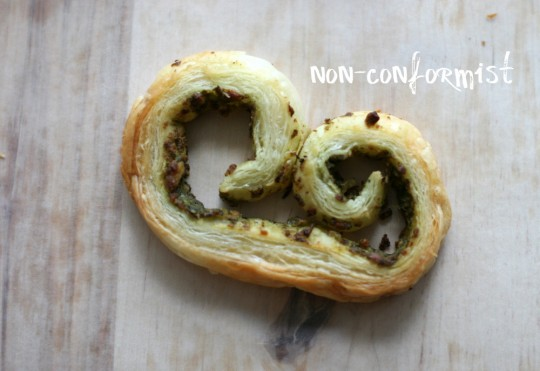 Non-Conformist Pesto Palmier