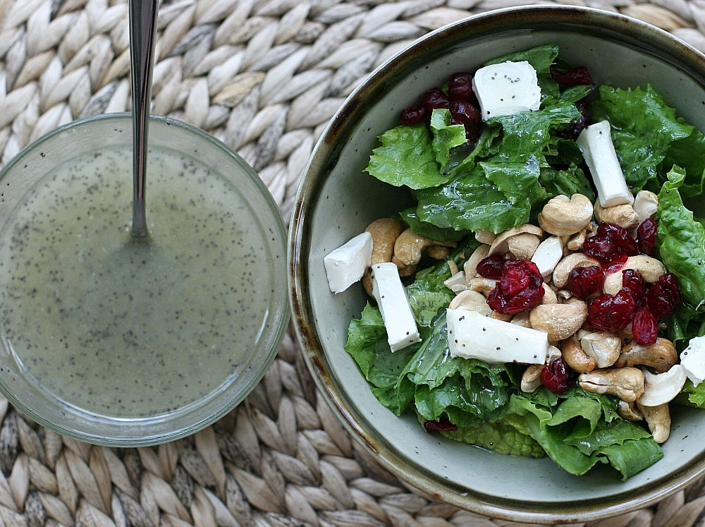 Poppy Seed Salad Dressing Recipe