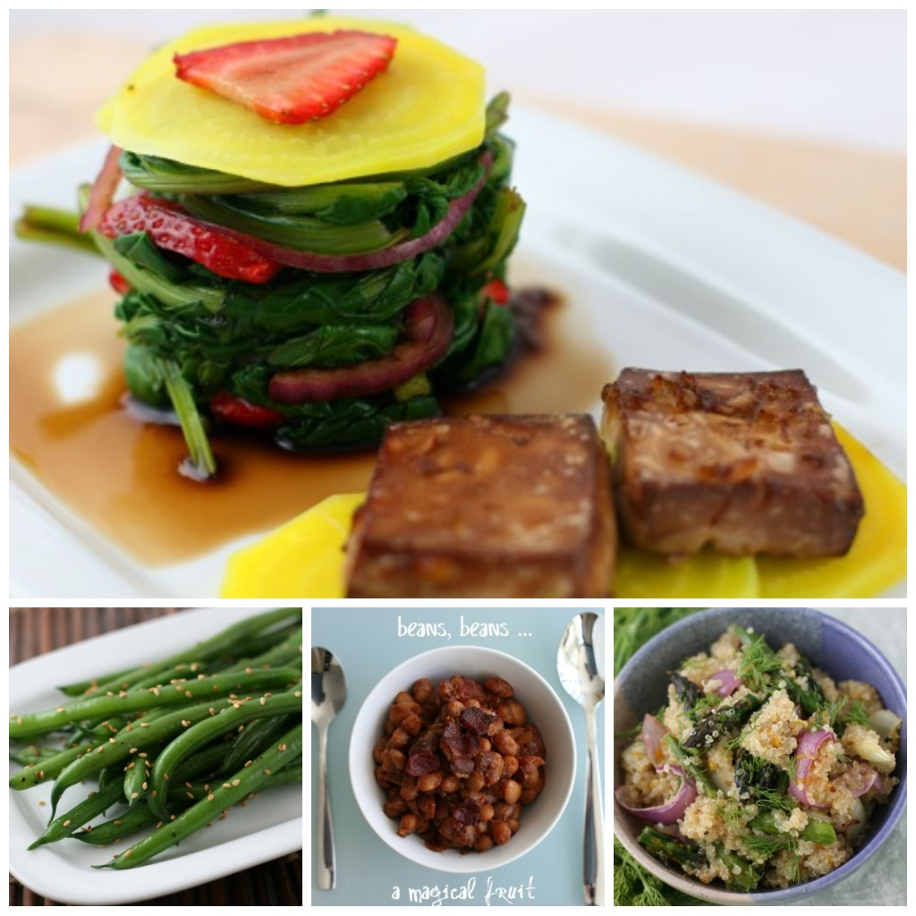 Vegetarian Recipes - 30-Day Health Challenge