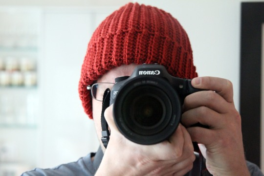 Easy Beginner Ribbed Men's Crochet Hat