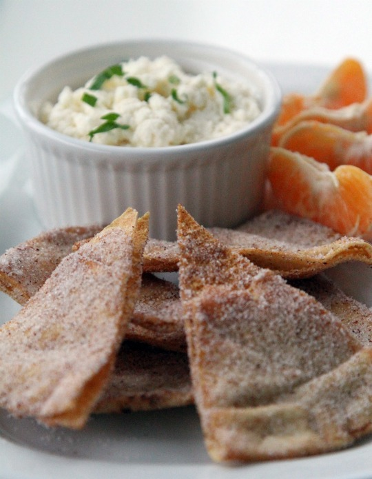 Sweet Pita Chips Dessert Recipe