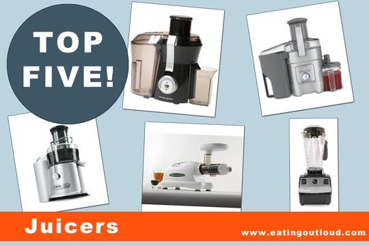 The best small appliance juicers!